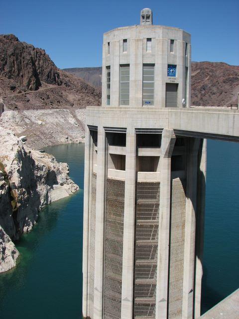 Nevada Side Intake Tower
