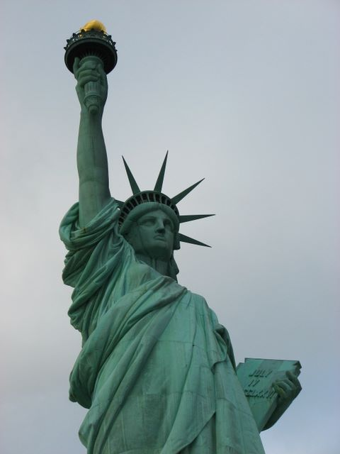 how to write a personal statue of liberty essay statue of liberty national monument places reflecting